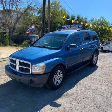 2005 Dodge Durango for sale at C.J. AUTO SALES llc. in San Antonio TX