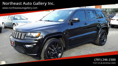 2017 Jeep Grand Cherokee for sale at Northeast Auto Gallery Inc. in Wakefield Ma MA