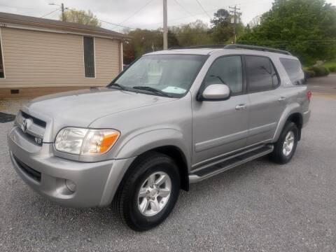 2007 Toyota Sequoia for sale at Wholesale Auto Inc in Athens TN