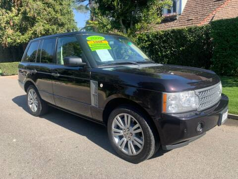 2009 Land Rover Range Rover for sale at Car Lanes LA in Valley Village CA