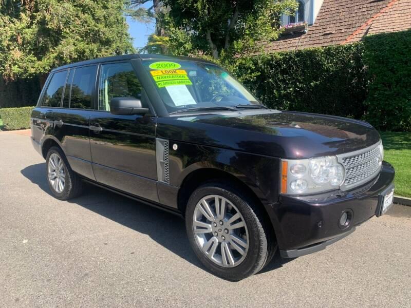 2009 Land Rover Range Rover for sale at Car Lanes LA in Valley Village CA