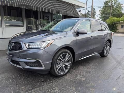 2020 Acura MDX for sale at GAHANNA AUTO SALES in Gahanna OH