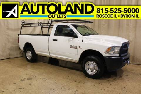 2014 RAM Ram Pickup 2500 for sale at AutoLand Outlets Inc in Roscoe IL
