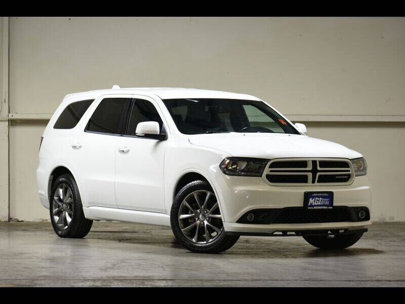 2014 Dodge Durango for sale at MGI Motors in Sacramento CA
