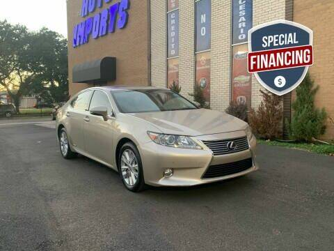 2013 Lexus ES 300h for sale at Auto Imports in Houston TX
