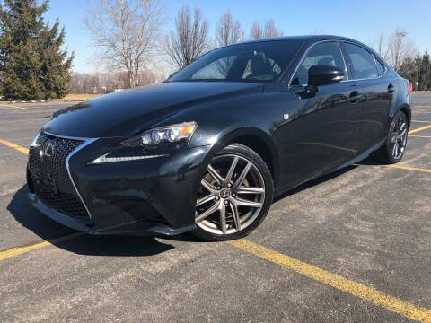 2014 Lexus IS 250 for sale at Car Stars in Elmhurst IL