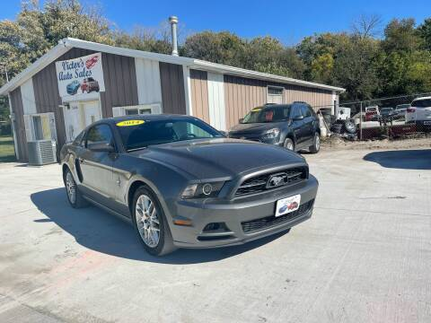 2014 Ford Mustang for sale at Victor's Auto Sales Inc. in Indianola IA