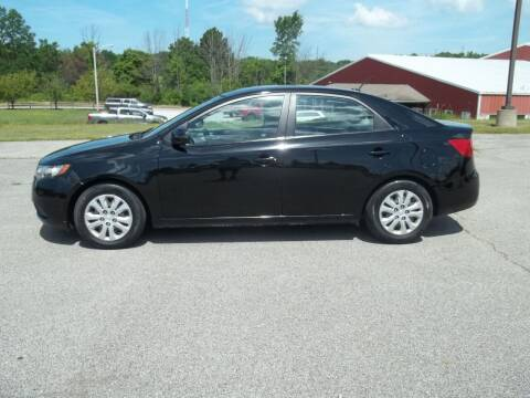 2013 Kia Forte for sale at Rt. 44 Auto Sales in Chardon OH