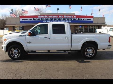 2016 Ford F-250 Super Duty for sale at Kents Custom Cars and Trucks in Collinsville OK