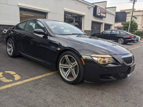 2008 BMW M6 for sale at EMG AUTO SALES in Avenel NJ
