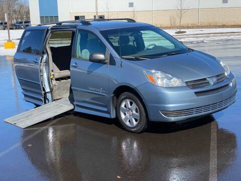 2004 Toyota Sienna for sale at P&H Motors in Hatboro PA
