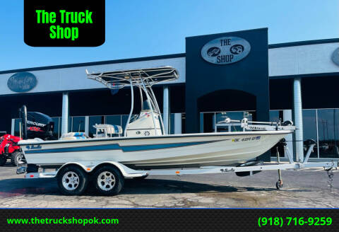 2014 BassCat 22' BAS for sale at The Truck Shop in Okemah OK