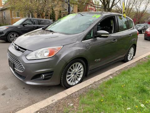 2014 Ford C-MAX Energi for sale at Apollo Motors INC in Chicago IL