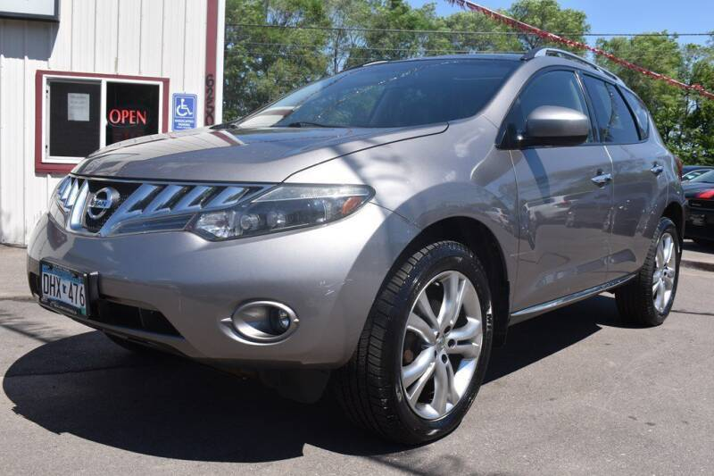 2009 Nissan Murano for sale at Dealswithwheels in Inver Grove Heights MN