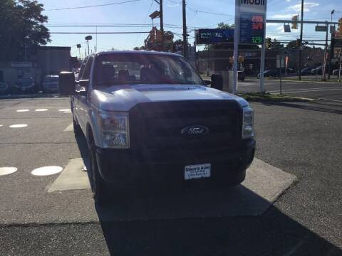 2015 Ford F-250 Super Duty for sale at Steves Auto Sales in Little Ferry NJ