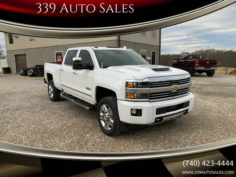 2017 Chevrolet Silverado 2500HD for sale at 339 Auto Sales in Belpre OH