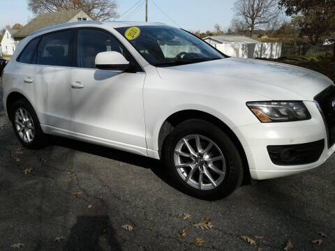 2010 Audi Q5 for sale at ELIAS AUTO SALES in Allentown PA