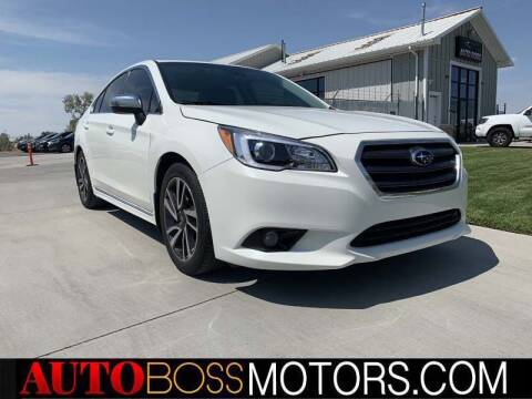 2017 Subaru Legacy for sale at Auto Boss in Woodscross UT