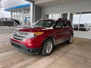 2015 Ford Explorer for sale at GRAFF CHEVROLET BAY CITY in Bay City MI