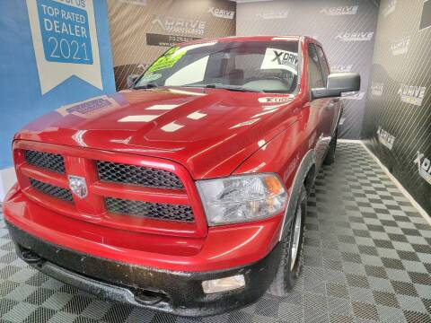 2010 Dodge Ram Pickup 1500 for sale at X Drive Auto Sales Inc. in Dearborn Heights MI