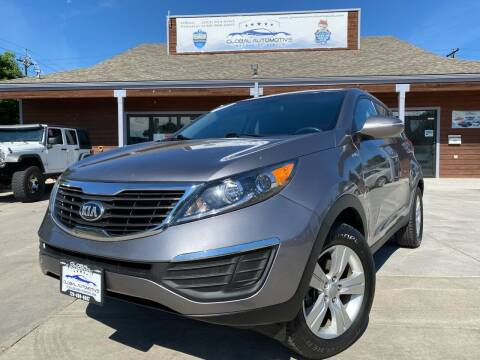 2013 Kia Sportage for sale at Global Automotive Imports in Denver CO