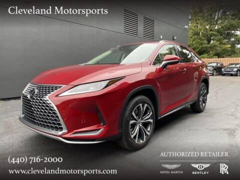2020 Lexus RX 350 for sale at Drive Options in North Olmsted OH