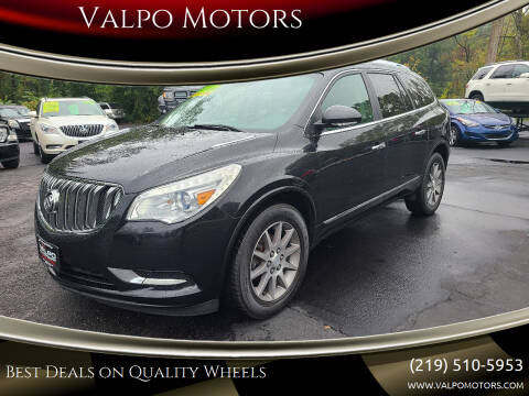 2013 Buick Enclave for sale at Valpo Motors in Valparaiso IN