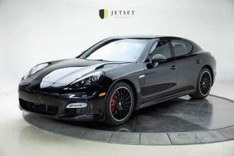 2012 Porsche Panamera for sale at Jetset Automotive in Cedar Rapids IA
