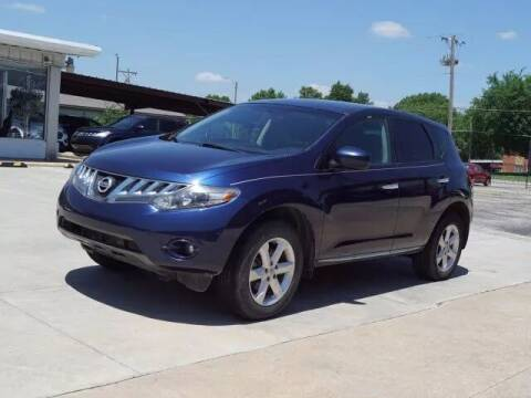 2009 Nissan Murano for sale at Kansas Auto Sales in Wichita KS