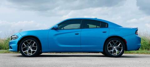 2015 Dodge Charger for sale at Palmer Auto Sales in Rosenberg TX