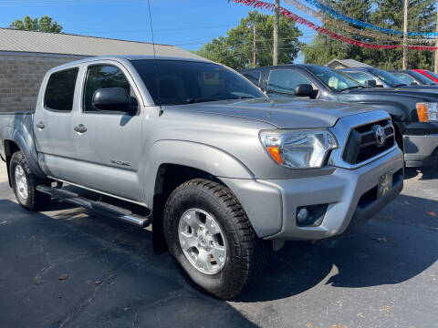 2014 Toyota Tacoma for sale at Auto Exchange in The Plains OH
