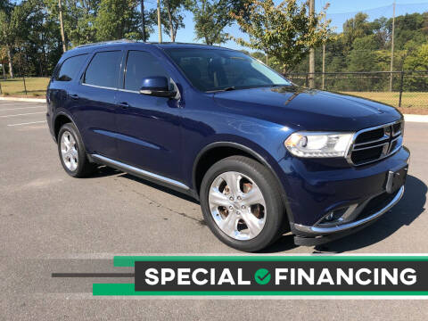 2014 Dodge Durango for sale at Lenders Auto Group in Hillside NJ