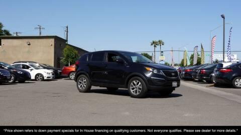 2016 Kia Sportage for sale at Westland Auto Sales in Fresno CA