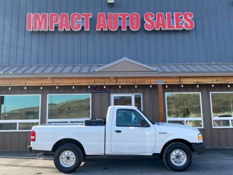 2006 Ford Ranger for sale at Impact Auto Sales in Wenatchee WA
