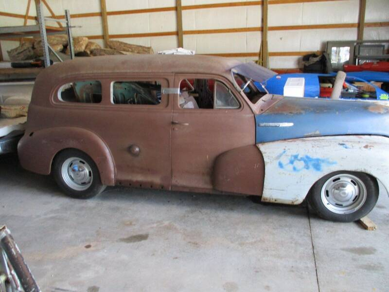 1948 Chevrolet Fleetmaster for sale in Springfield, WI