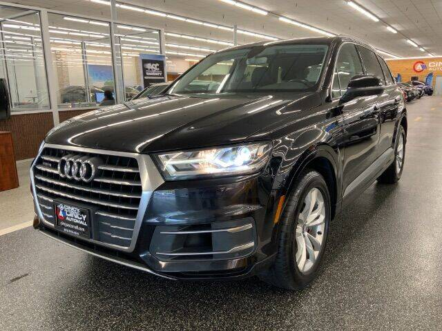 2017 Audi Q7 for sale at Dixie Motors in Fairfield OH