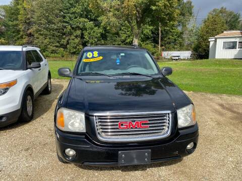 2008 GMC Envoy for sale at Hillside Motor Sales in Coldwater MI