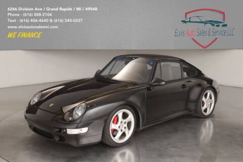 1997 Porsche 911 for sale at Elvis Auto Sales LLC in Grand Rapids MI