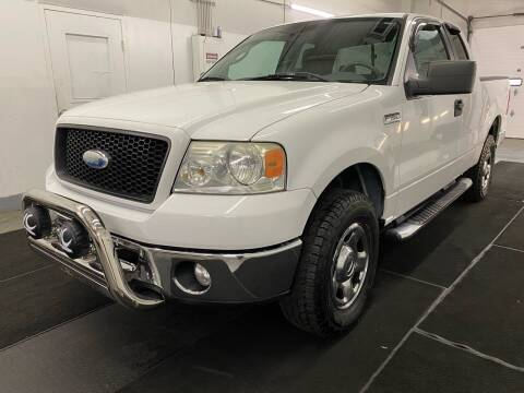 2006 Ford F-150 for sale at TOWNE AUTO BROKERS in Virginia Beach VA