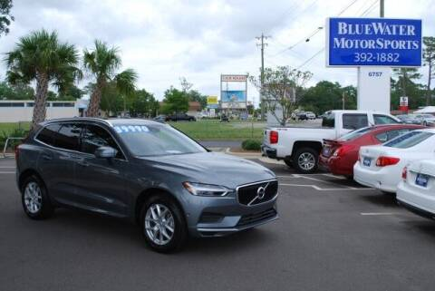 2019 Volvo XC60 for sale at BlueWater MotorSports in Wilmington NC