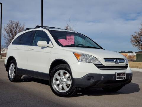 2008 Honda CR-V for sale at FRESH TREAD AUTO LLC in Springville UT