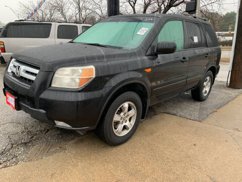 2008 Honda Pilot for sale at Sonny Gerber Auto Sales 4519 Cuming St. in Omaha NE