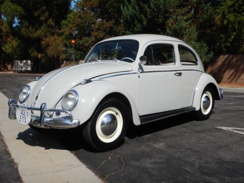 1960 Volkswagen Beetle for sale at California Cadillac & Collectibles in Los Angeles CA