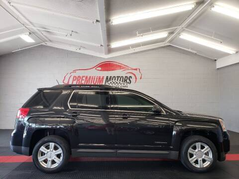 2014 GMC Terrain for sale at Premium Motors in Villa Park IL