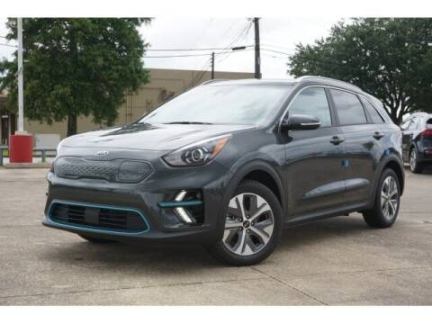 2021 Kia Niro EV for sale at FREDY USED CAR SALES in Houston TX