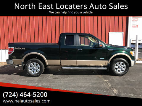 2013 Ford F-150 for sale at North East Locaters Auto Sales in Indiana PA