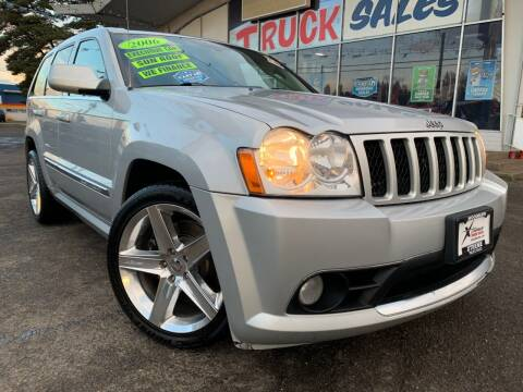2006 Jeep Grand Cherokee for sale at Xtreme Truck Sales in Woodburn OR
