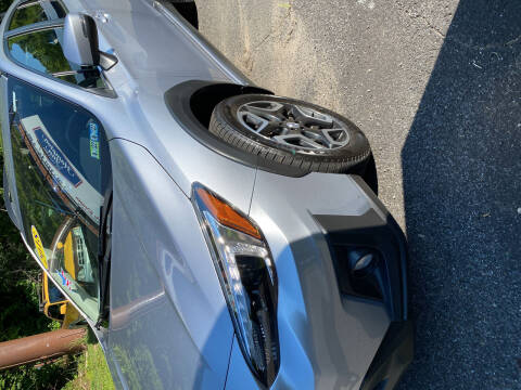 2018 Subaru Crosstrek for sale at WHARTON'S AUTO SVC & USED CARS in Wheeling WV