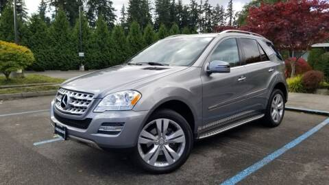 2011 Mercedes-Benz M-Class for sale at Silver Star Auto in Lynnwood WA