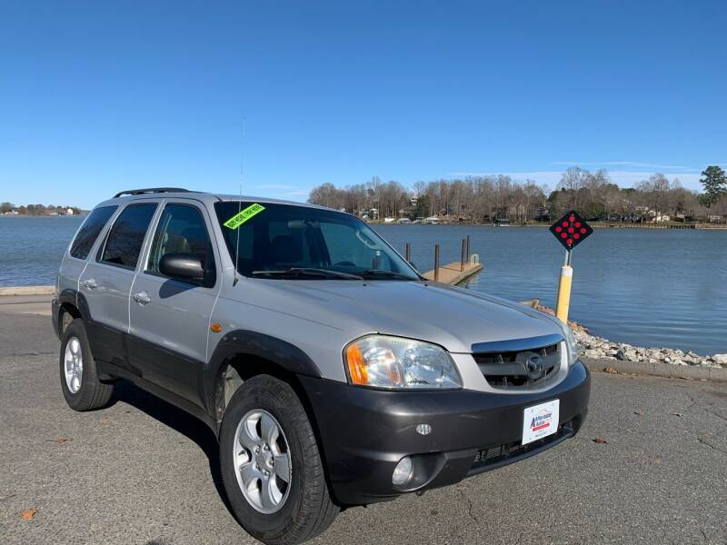 2004 Mazda Tribute for sale at Affordable Autos at the Lake in Denver NC